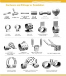 Substation Hardware & Fittings