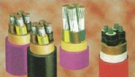 Soft Power Cable with Silicon Rubber Insulation (flame retardant)